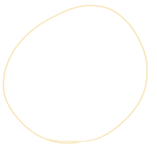 oval-lined-yellow
