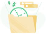 Everhour budgeting icon