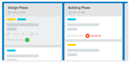 Time Tracking In Trello — Timer, Estimates, Edit Weekly Timesheet