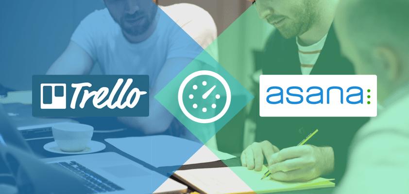 Asana and Trello integrations