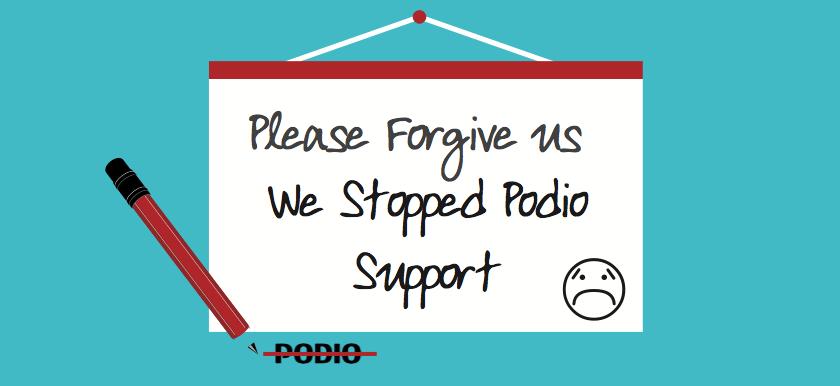 Podio - Sorry