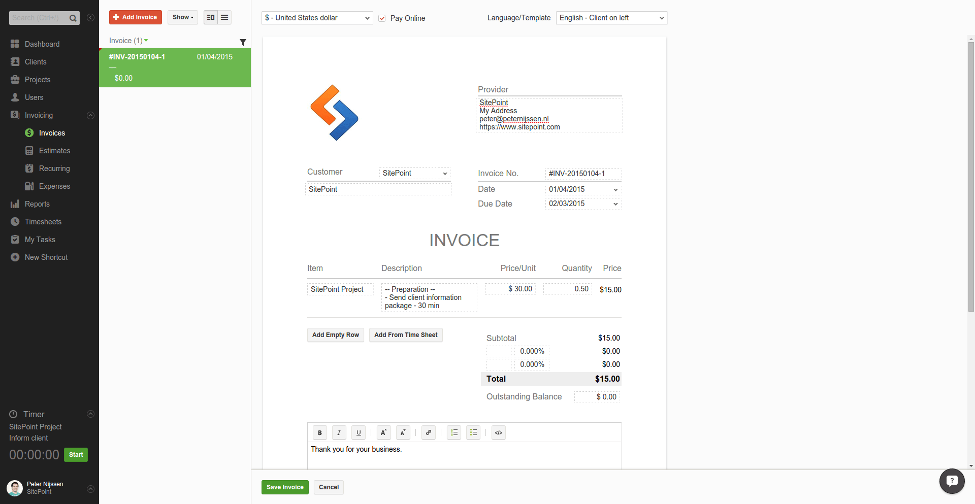 Best Billing And Invoicing Software In Our Top Picks - Invoice tracking software