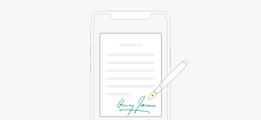 e-signature apps