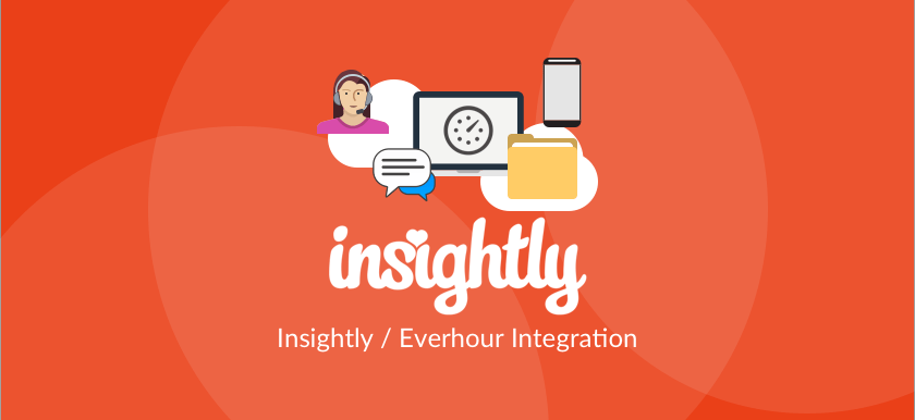 Insightly integration with Everhour