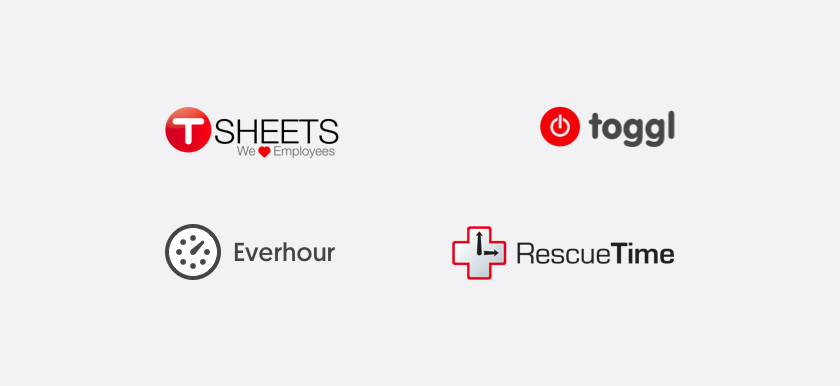 Tsheets vs Toggl vs Rescue - Everhour blog